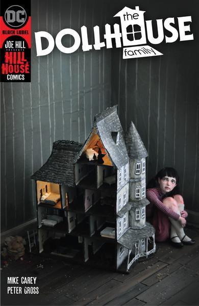 Joe Hill e DC Comics annunciano la nascita di Hill House Comics, una nuova etichetta di fumetti horror