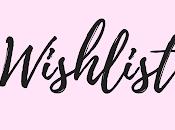 Wishlist Wordmakeup