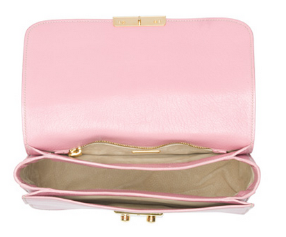 Dream Bag: Miu Miu Madras Light Pink Purse