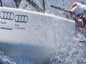 L'Audi Sailing Series Melges CAMPIONE TAPPA, SAMBA TESTA ALLA SERIE