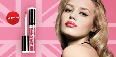 vinyl lip gloss by rimmel london 1