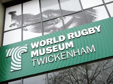 Twickenham Stadium: the home of English rugby