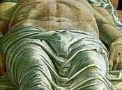 Cristo morto Mantegna accostato Guevara
