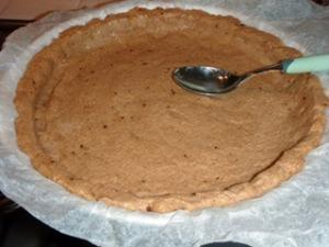 Crostata morbida all'okara