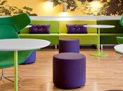 Skype Head Office: coloratissima sede Stoccolma colosso VoiP