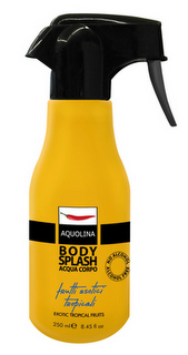 Novità: I FRULLATI DI AQUOLINA: un nuovo sapore sulla pelle