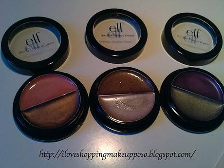 Duo Eye Shadow Cream E.l.f.