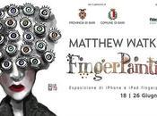 Fingerpainting matthew watkins bari