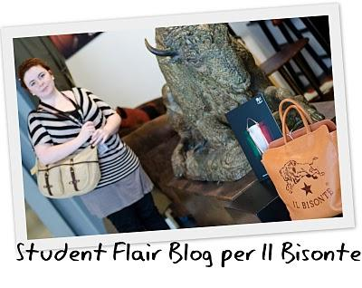 Student Flair Blog x Il Bisonte