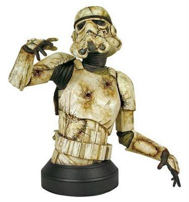 Death Trooper, le action figure