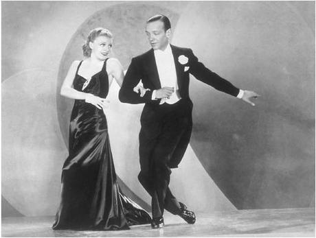 Ginger Rogers e Fred Astaire