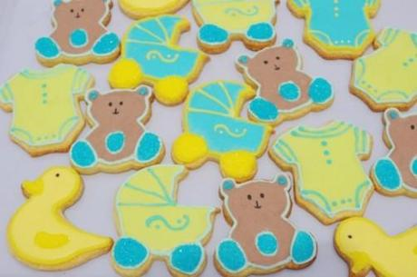 Biscotti Baby Shower