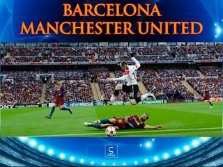 Il libro Barcellona-Manchester United - UEFA Champions League final 2011