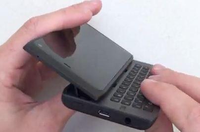 Video: Nokia N950