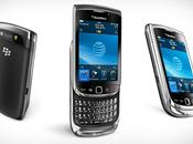 giorni BlackBerry Torch