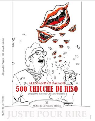 """Alessandro Pagani-""""500 CHICCHE DI RISO"""""""