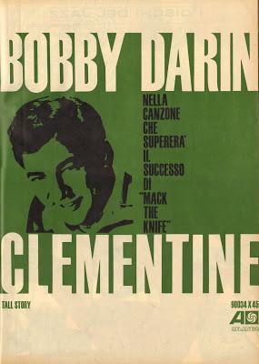 Aprile 1960 - Appare in Italia l'etichetta ATLANTIC