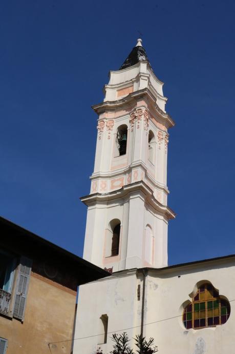Imperia, Oneglia: Chiesa di San Francesco da Paola