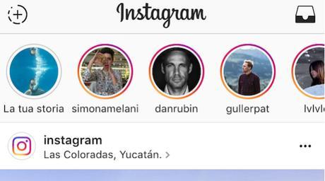Come creare storie su Instagram