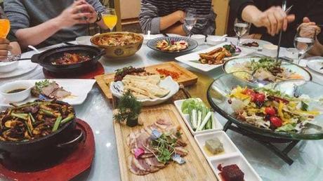 Come si riconosce la cultura cinese a tavola?