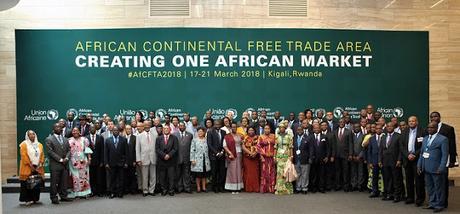 Il libero scambio africano