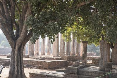 Central India 20 - Gli stupa di Sanchi