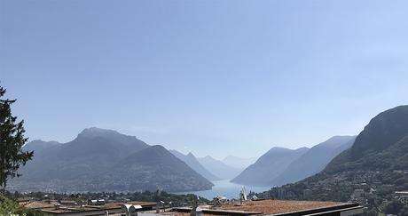 Il Panorama sul Lago di Lugano