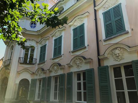 Casa Camuzzi, la prima abitazione di Hermann Hesse in Ticino