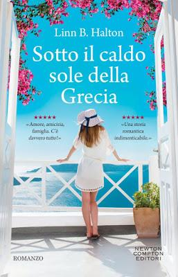 [Novità in libreria] Sotto il caldo sole della Grecia, di Linn B. Halton