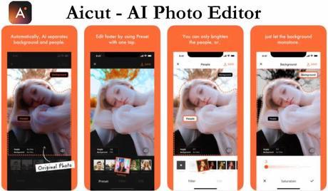 Aicut | crea foto accattivanti con un'app molto particolare