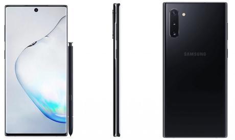 Samsung Galaxy Note 10: immagini e… un nuovo modello