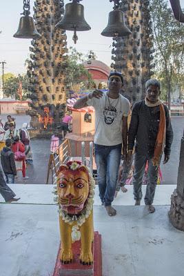 Central India 23 - Passeggiando per i Gath di Ujjain