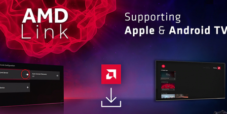 AMD Link Android TV