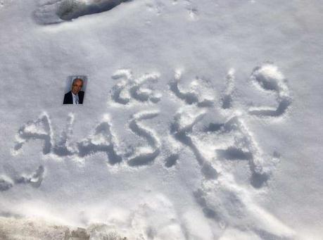 In Alaska sulle spalle di Dio al Circolo Polare Artico in memoria di mio padre