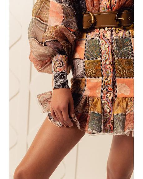 TREND ALERT SUMMER 2019: PATCHWORK AND DECORATIONS