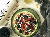 anguria feta olive karpouzi elies