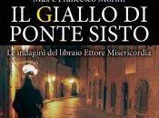 giallo Ponte Sisto: intervista Francesco Morini