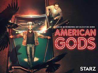 Fear The Walking Dead, American Gods, Good Omens