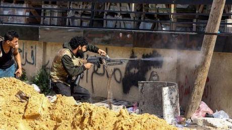 Risultati immagini per scontri in libia