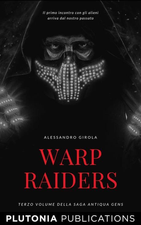Antiqua Gens: Warp Raiders (novelette)