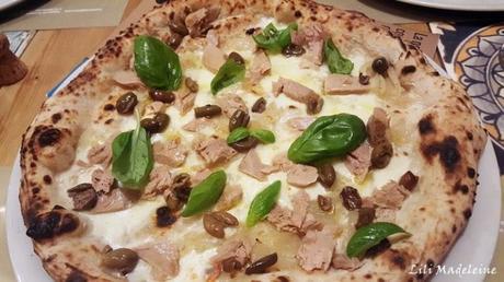 La pizza cilentana di DaZero che mancava a Milano
