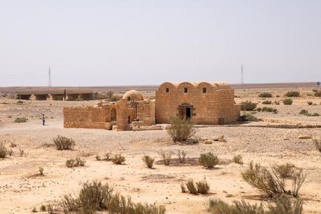 Giordania: i castelli del deserto e Jerash