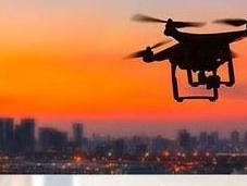 Aerospazio: droni sensori innovativi maggiore sicurezza trasporto aereo