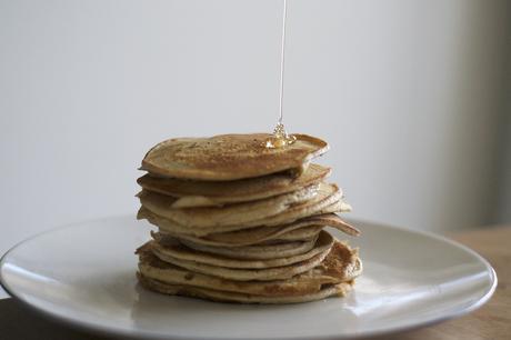 Ricetta Classici Pancakes Americani | Velocissima, Golosa & Vegana!