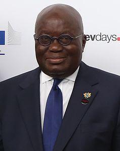 Risultati immagini per presidente del ghana