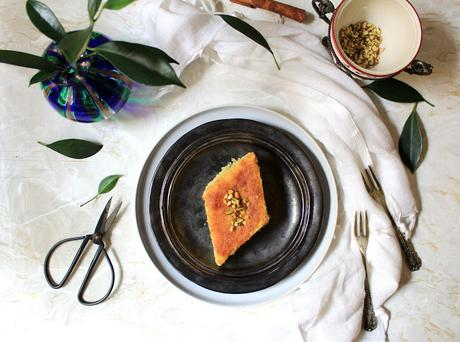 samali - dolce di semolino