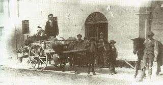 II vino del Salento e i produttori del Nord negli anni Cinquanta.