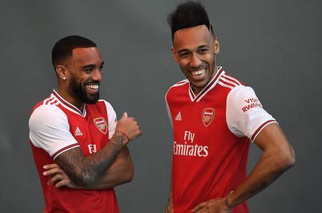 Nuova maglia Arsenal di adidas 2019-2020