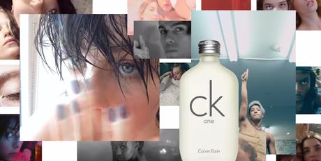 Il fascino trasgressivo del classico CK ONE