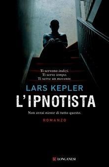 """lars Kepler, """"L'ipnotista"""""""